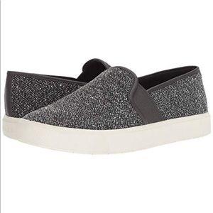 NEW Vince Blair 5 Tweed Slip On Skate Sneakers